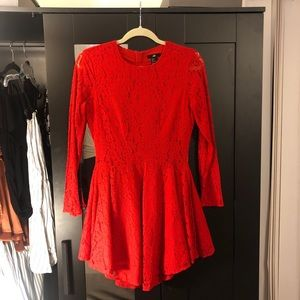 Holiday Christmas party dress